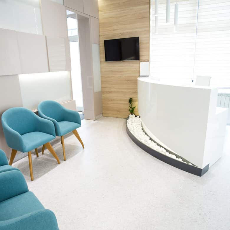 HPRG - Medical Office Waiting Room